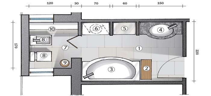 Prezzi ristrutturazione appartamenti bagni uffici - Ristrutturazione bagno prezzi ...